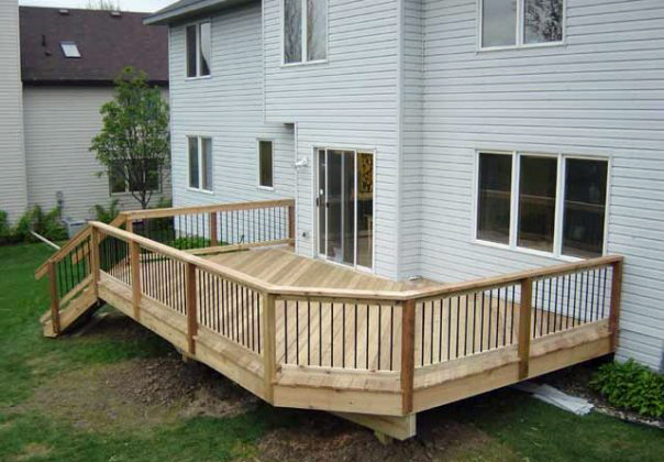 Deck Construction, Design and Repair